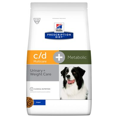 Hill's Prescription Diet Canine c/d Multicare Urinary Care + Metabolic