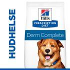 Hill's Prescription Diet Canine Derm Complete tørrfôr