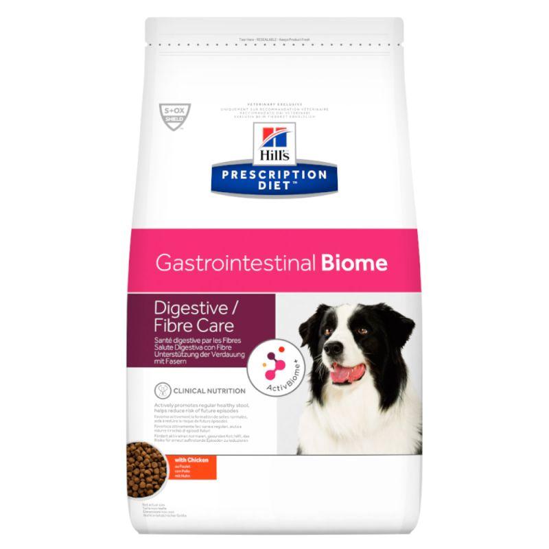 Hill's Prescription Diet Canine Gastrointestinal Biome Digestive/Fibre Care
