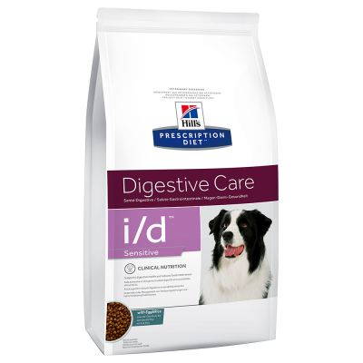 Hill´s Prescription Diet Canine I/D Digestive Care Sensitive Hondenvoer met Ei & Rijst