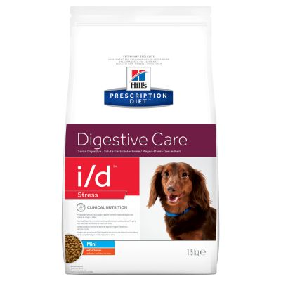 Hill´s Prescription Diet Canine - I/D Stress Mini Hondenvoer met Kip