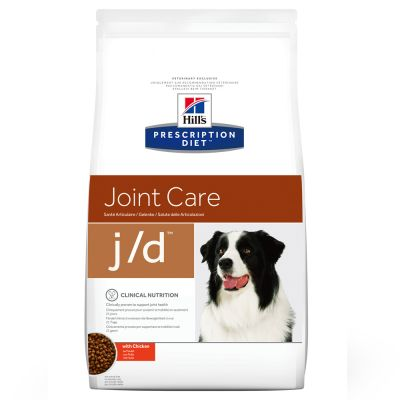 Hill´s Prescription Diet Canine J/D Joint Care Hondenvoer met Kip