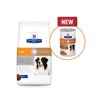 Hill's Prescription Diet Canine k/d + Mobility Stew - Chicken
