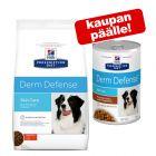Hill's Prescription Diet Canine kuivaruoka + märkäruokaa kaupan päälle