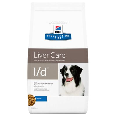 Hill's Prescription Diet Canine l/d Liver Care