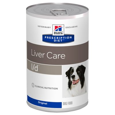 Hill´s Prescription Diet Canine L/D Liver Care Hondenvoer Original