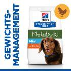 Hill's Prescription Diet Canine Metabolic Mini