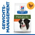 Hill's Prescription Diet Canine Metabolic Weight Management mit Huhn