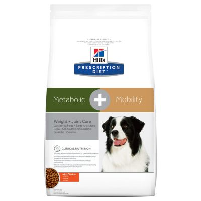 Hill's Prescription Diet Canine Metabolic+Mobility Weight+Joint Care