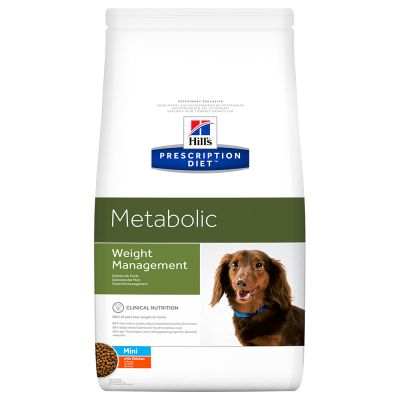 Hill's Prescription Diet Canine Mini Metabolic