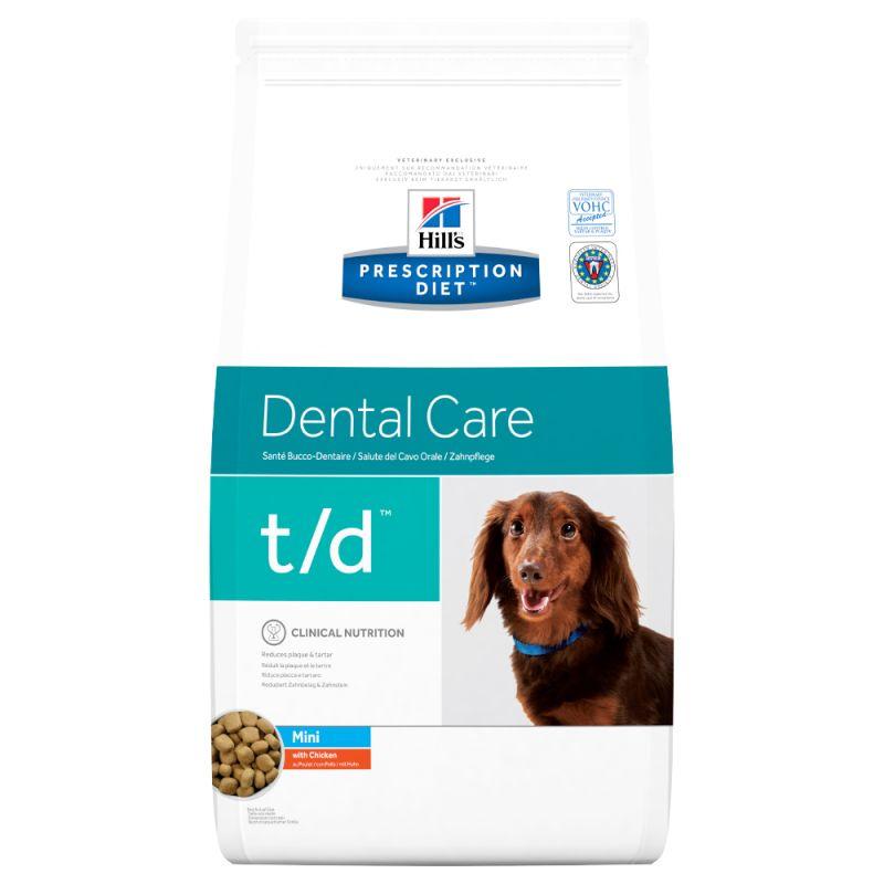 Hill's Prescription Diet Canine t/d Mini Dental Care