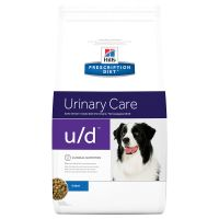 Hill´s Prescription Diet Canine U/D Non-Struvite Urinary Hondenvoer Original