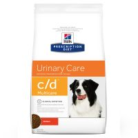 Hill's Prescription Diet c/d Multicare Urinary Care hundfoder med kyckling