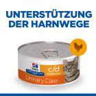 Hill's Prescription Diet c/d Multicare Urinary Care Katzenfutter mit Huhn