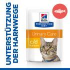 Hill's Prescription Diet c/d Multicare Urinary Care Katzenfutter mit Lachs