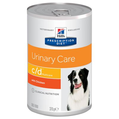 Hill's Prescription Diet c/d Multicare Urinary Care umido per cani