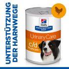 Hill's Prescription Diet c/d Urinary Care Ragout mit Huhn für Hunde