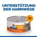 Hill´s Prescription Diet c/d Urinary Care Ragout mit Huhn für Katze