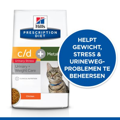 Hill's Prescription Diet c/d Urinary Stress + Metabolic