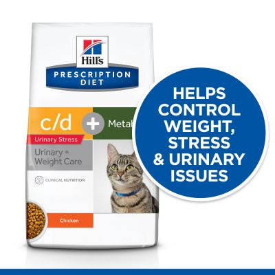 Hill's Prescription Diet c/d Urinary Stress + Metabolic - Chicken