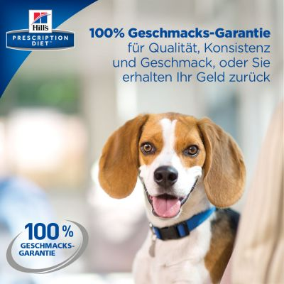 Hill's Prescription Diet d/d Food Sensitivities Hundefutter Lachs & Reis