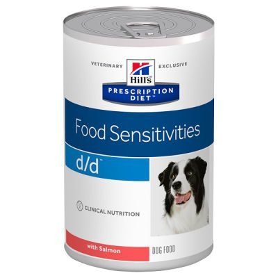 Hill's Prescription Diet d/d Food Sensitivities Hundefutter mit Lachs