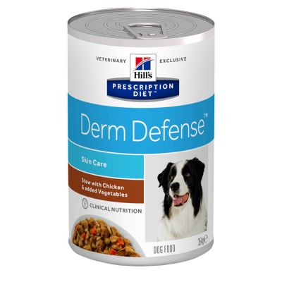 Hill´s Prescription Diet Derm Defense gulasz, kurczak