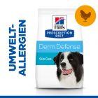 Hill's Prescription Diet Derm Defense Skin Care Hundefutter mit Huhn