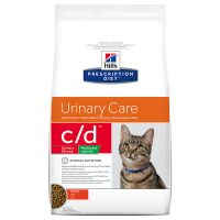 Hill's Prescription Diet Feline c/d Stress Reduced Calorie Urinary Care - Chicken