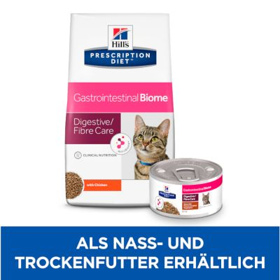 Hill's Prescription Diet Feline Gastrointestinal Biome