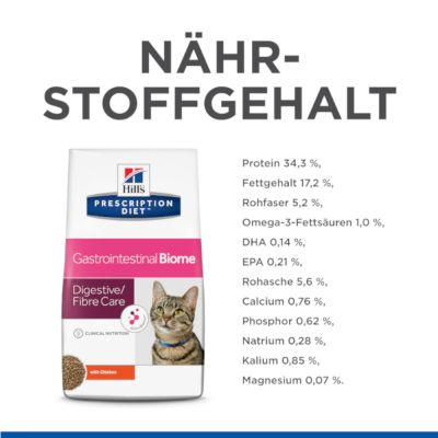 Hill's Prescription Diet Feline Gastrointestinal Biome Kattenvoer