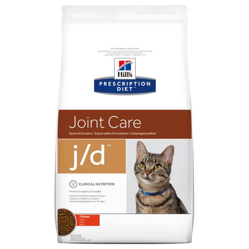 Hill's Prescription Diet Feline j/d Joint Care