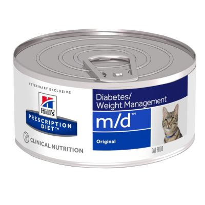 Hill's Prescription Diet Feline m/d Diabetes/Weight Management - kana
