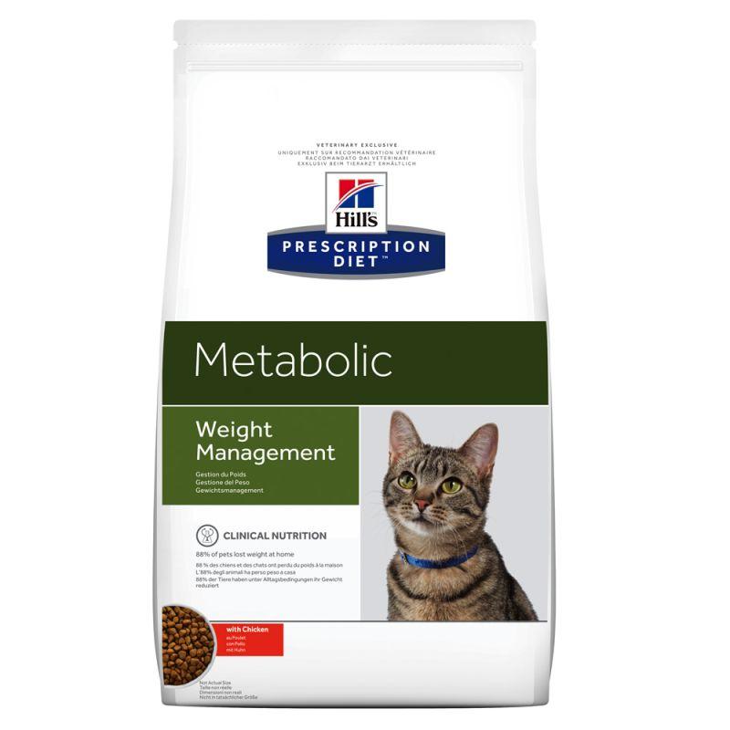 Hill's Prescription Diet Feline Metabolic Weight Management