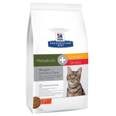 hills prescription diet metabolic urinary stress cats food