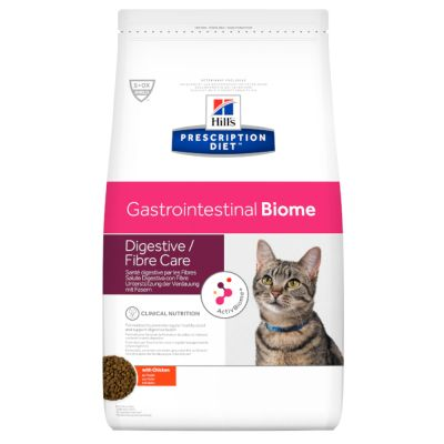 Hill's Prescription Diet Gastrointestinal Biome pour chat