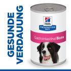Hill's Prescription Diet Gastrointestinal Biome Ragout mit Huhn für Hunde