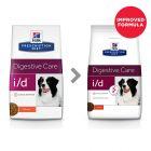 Hill's Prescription Diet i/d Digestive Care csirke kutyatáp