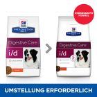 Hill's Prescription Diet i/d Digestive Care Hundefutter mit Huhn