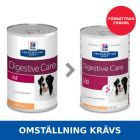 Hill's Prescription Diet i/d Digestive Care hundfoder - kalkon