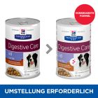 Hill's Prescription Diet i/d Digestive Care Low Fat Stew csirke kutyatáp