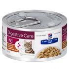 Hill's Prescription Diet i/d Digestive Care Mijoté poulet, légumes pour chat