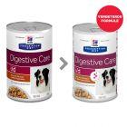 Hill's Prescription Diet i/d Digestive Care Stoofpotje met Kip voor Honden