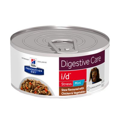 Hill's Prescription Diet i/d Digestive Care Stress Mini Ragout für Hunde