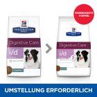 Hill's Prescription Diet i/d Sensitive Digestive Care корм для собак с рисом и яйцом