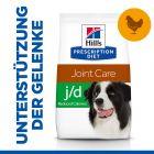 Hill's Prescription Diet j/d Canine Reduced Calorie Joint Care mit Huhn