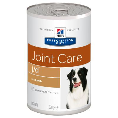 Hill's Prescription Diet j/d  Joint Care Hundefutter mit Lamm