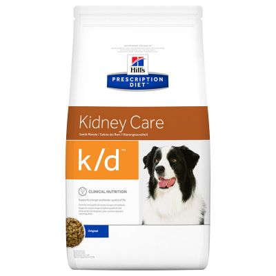 Hill's Prescription Diet k/d Kidney Care Hundefutter Original