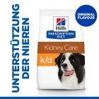 Hill's Prescription Diet k/d Kidney Care Hundefutter Original