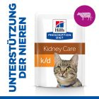 Hill's Prescription Diet k/d Kidney Care Katzenfutter mit Rind